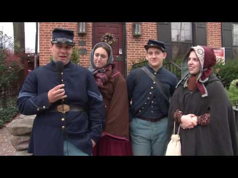 Living History - Civil War Reenacting