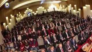The American University of Kurdistan opening - December 1st 2014
