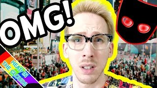 GRINDR Caught Exposing Your HIV Status!! (Depression & Gay Apps) | 🌈 Head in the Clouds