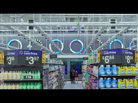 Tech Digest – Walmart Unveils AI-Powered Store