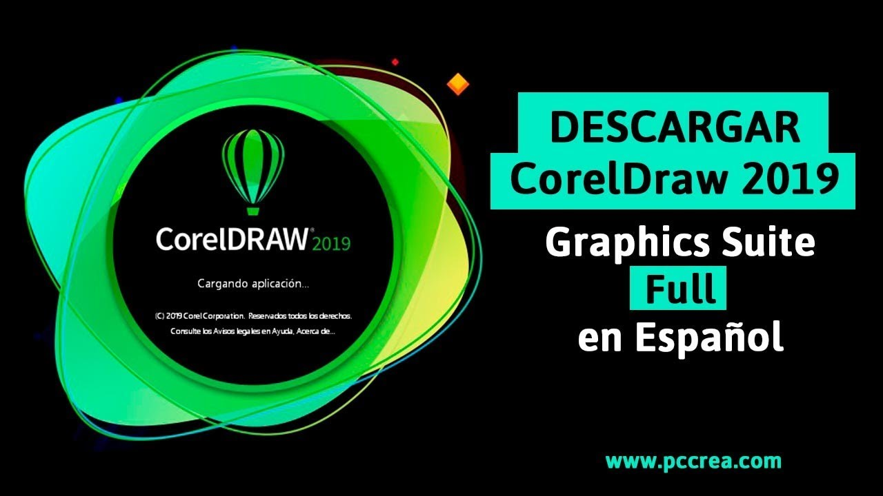 Descargar Corel Draw Graphics Suite 2019 V 21 En Español Full By Pcrea