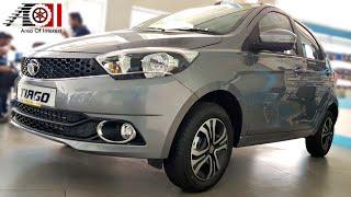 2019 Tata Tiago XZA (AMT Automatic) | New Wheels | Price | Mileage | Features | Specs