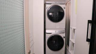 삼성 그랑데 AI 세탁기, 건조기 사용법+ 사용후기