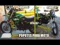 POPOTES PARA LA DM200 / EL MEJOR COLOR / PRECIO ACCESIBLE? / BENEFICIOS