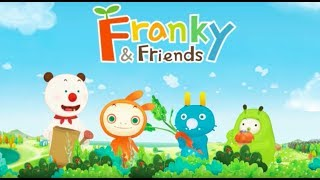 Opening Song | Franky & Friends | Franky Kids TV | Cartoons song for kids