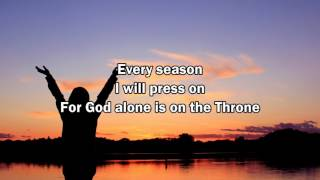 On The Throne - Desperation Band (Worship Song with Lyrics)