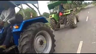 Sonalika & preet  tractor tochan