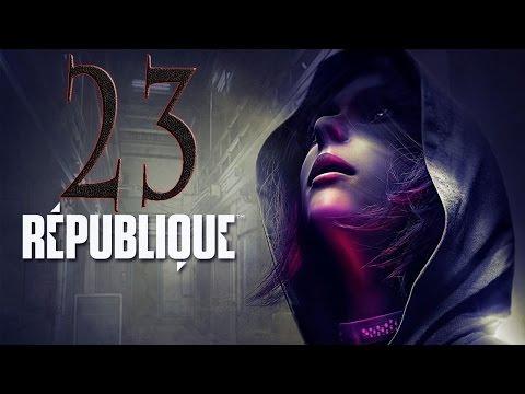 """République Remastered // Let's Play Ep. 5 // Cap. 2: """"Como no jugar a République"""""""