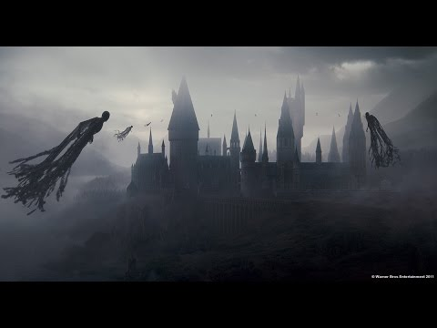 Harry Potter VFX Breakdowns Compilation