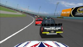 Homestead  test laps in 2014 truck mod Thumbnail