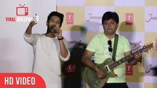 armaan malik live performance mujhko barsaat bana lo song junooniyat song