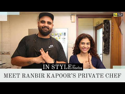 Meet Ranbir Kapoor's Private Chef | In Style with Sneha | Harsh Dixit | Film Companion Mp3