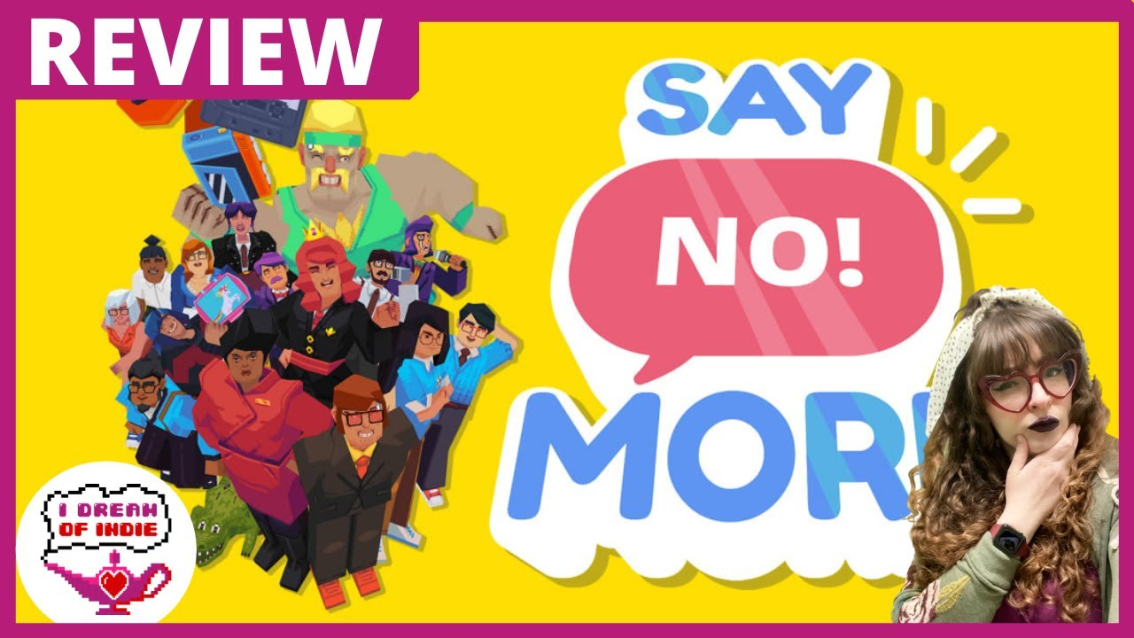 Download Say No! More - Game Review - Say Yes?