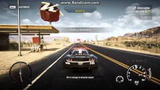 "This is the last Assignment in NFS Rivals as a Cop ""Interceptor: Ze..."