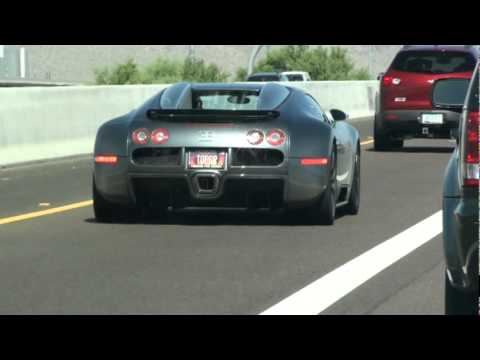 bugatti veyron top gear car in scottsdale az youtube. Black Bedroom Furniture Sets. Home Design Ideas