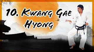 10. Kwang Gae Hyong Tutorial/ Lehrvideo