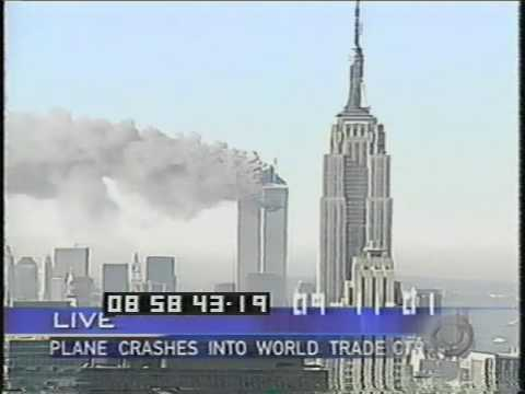 September, 11 2001 CBS News Aircheck 8:49am-10:47am