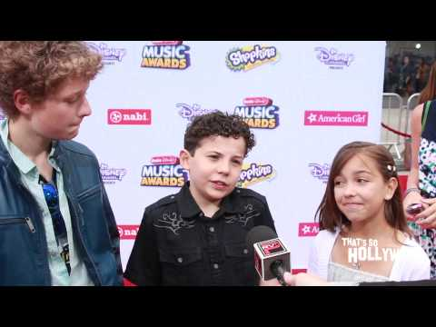 The cast of Jake and The Neverland Pirates reveal who they want to see at RDMA