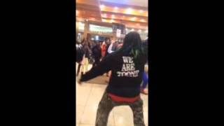 Repeat youtube video We Are Toonz NaeNae Video in mall
