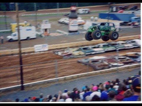 1990s Monster Trucks Hagerstown Speedway