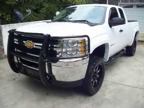 Like New 2013 Chevy Silverado 2500HD Extended Cab For Sale