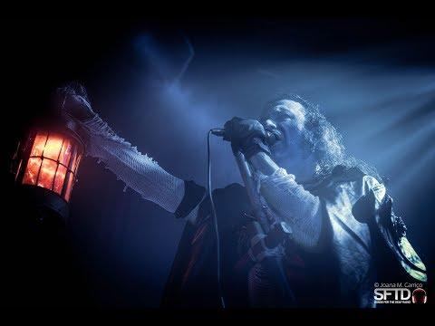 MOONSPELL -  Lanterna dos Afogados (cover de Paralamas do Sucesso) live @ Lisboa ao Vivo
