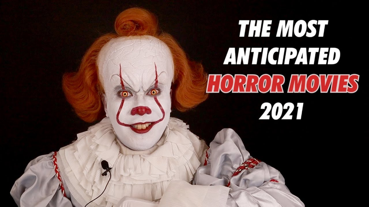 Pennywise Talks about the 2021 Upcoming Horror Films! | Prince De Guzman Transformations