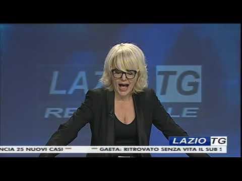 LAZIO TG DEL 20/10/2021 EDIZIONE DELLE 13.30