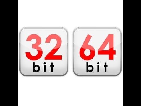 32 bits e 64 bits - Saiba as diferenças