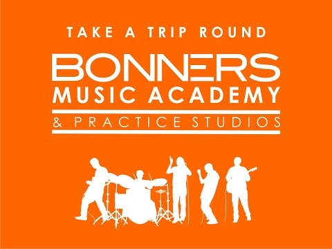 Bonners Music Academy. Guitar, Drums, Piano, Keyboard & Vocal Tuition In Eastbourne