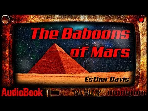 The Baboons of Mars 🎙️ Funny Sci-Fi Shortstory 🎙️ by Esther Davis