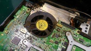 Jak wygląda Dell po 11 latach bez czyszczenia???