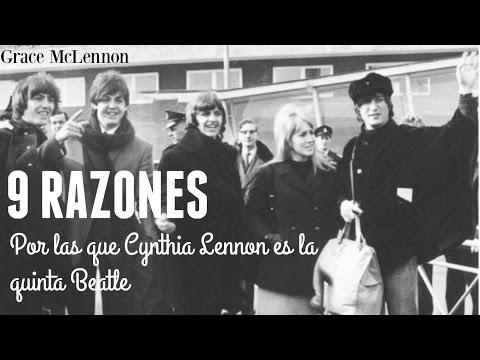 9 RAZONES por las que Cynthia Lennon es la quinta Beatle (Opinión)