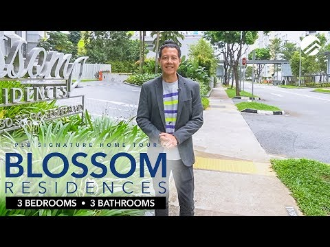 Blossom Residences: $900,000 with Newly MOP 3 Bedder Executive Condo Sold by PropertyLimBrothers