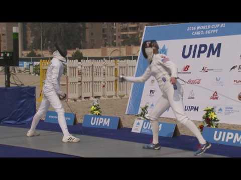 Egypt - Modern Pentathlon Highlights - World Cup  2016