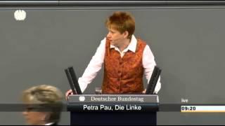 Petra Pau, DIE LINKE: IT-Sicherheit ist mehr als Innenpolitik