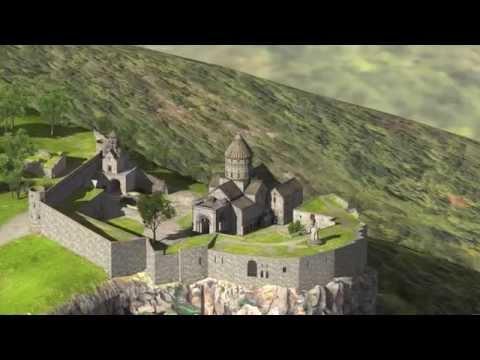 Armenian Treasures By Locator: App Trailer