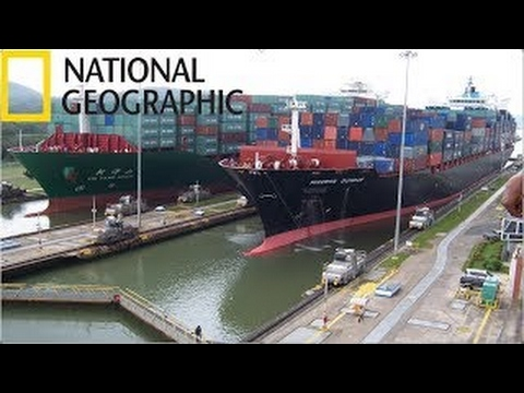 Extreme Engineering Widening the Panama Canal | Timelapse -Full documentry(HD)| 1080HD