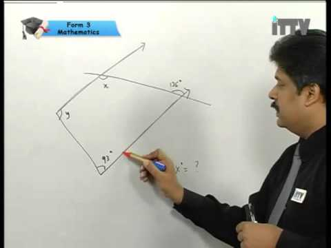 iTTV PMR PT3 Form 3 MT Chapter 1 Properties of Angles Associated with Parallel ... part 2 - Tips