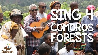 'Sing For Comoros Forests' Crowdfunding clip - English version