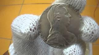 Maria Theresa Thaler Austria Silver Coin