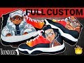 Full Custom | Boondocks Jordan 11's by Sierato