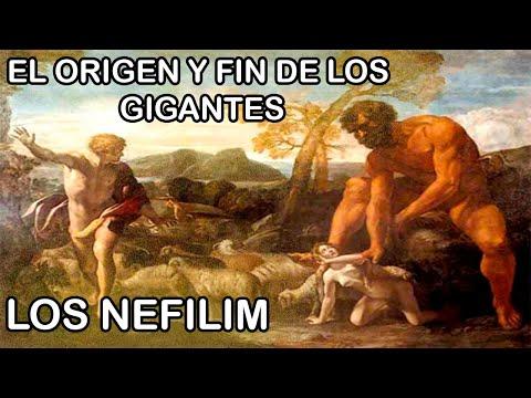 El Origen Y Fin De Los Gigantes (Los Nefilim)