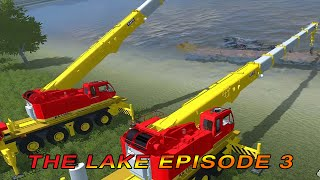 farming simulator 2013 the lake ep 3 nouvelle  mission  (multi)