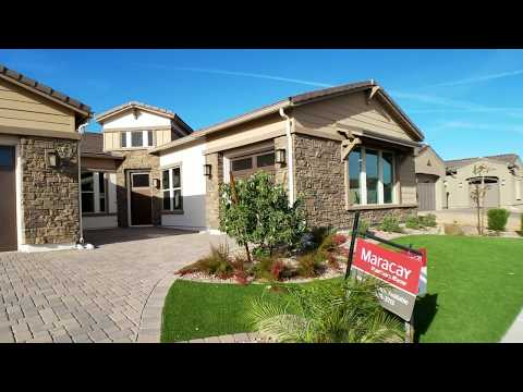 Maracay Homes - Hawthorn Manor Spec Home Walk-through (Quartz Plan)