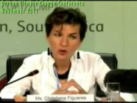 Durban Climate Change Conference Press Briefing Nov. 2011