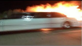 Night On Town Limo Fire 5 Women Die On San Mateo Bridge 5 Others Survive San Francisco Nightmare