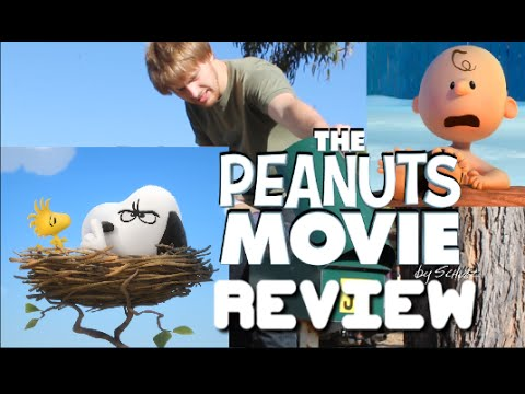 The Peanuts Movie Fan REVIEW (Charlie Brown and Snoopy)