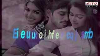 Iddarammayilatho | Top Lesi Poddi With Lyrics | Allu Arjun,Amala Paul