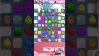 Candy Crush Saga Level 473 - NO BOOSTERS